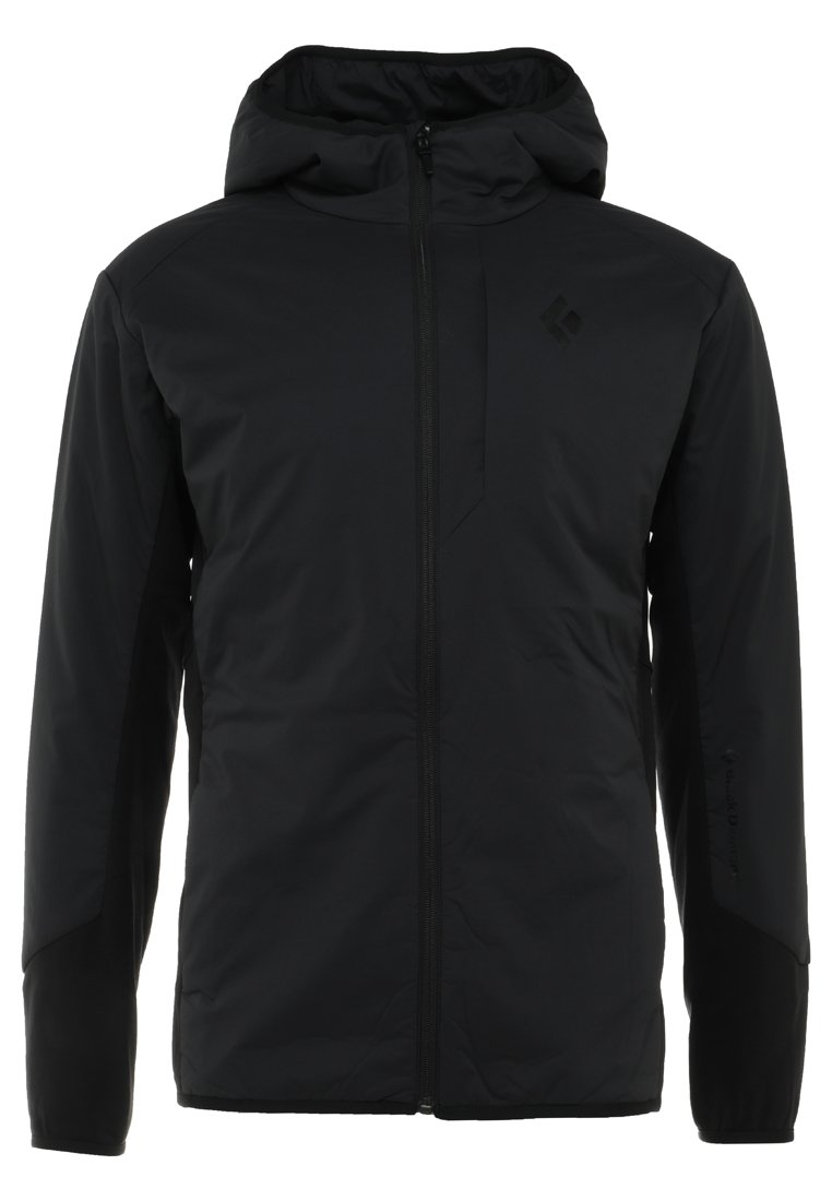 Black Diamond FIRST LIGHT HYBRID HOODY Kurtka Outdoor smoke - OL09