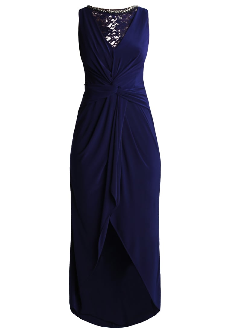 Coast ALEASE Sukienka z dżerseju navy - Alease Maxi Dress