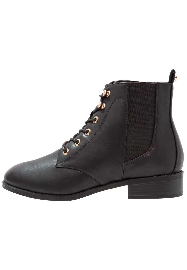 Head over Heels by Dune Ankle boot black - 0168508730019038