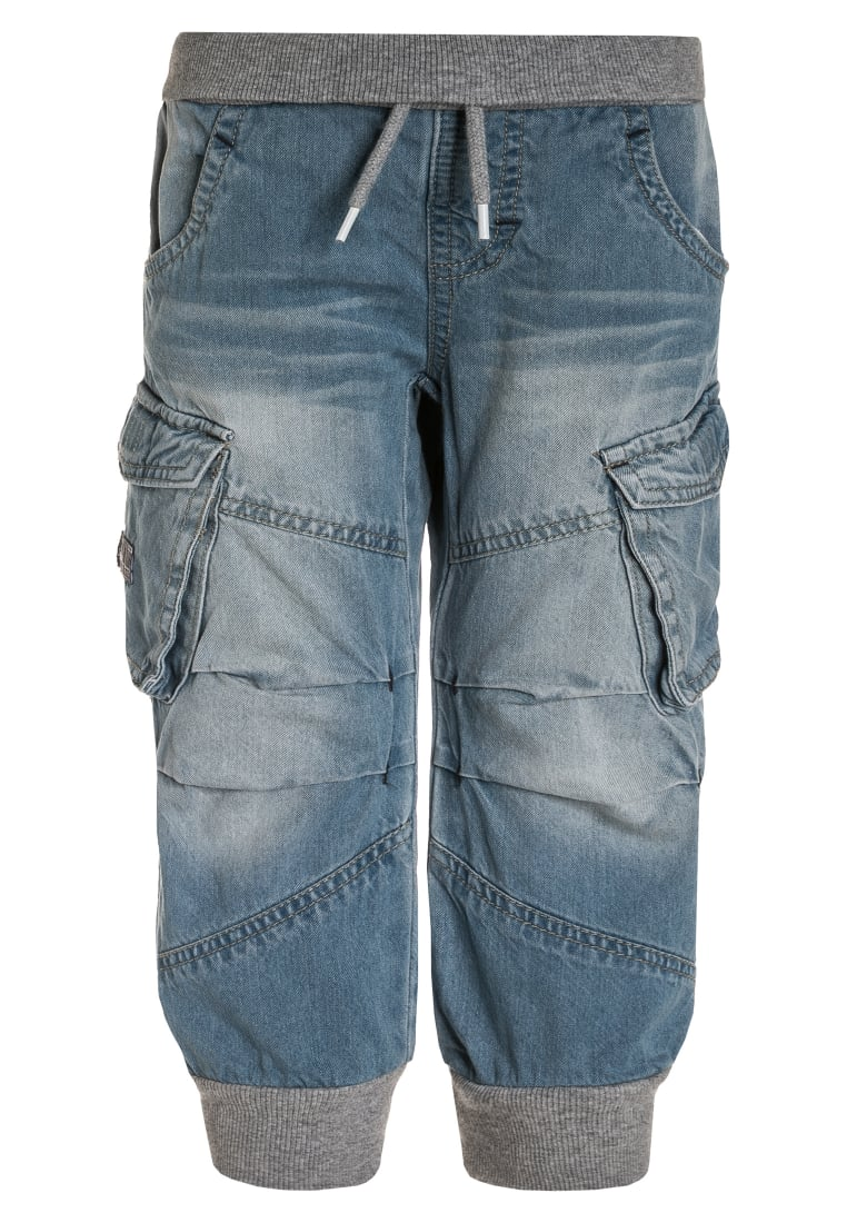 Name it NITTONAS Jeansy Relaxed fit light blue denim - 13136076