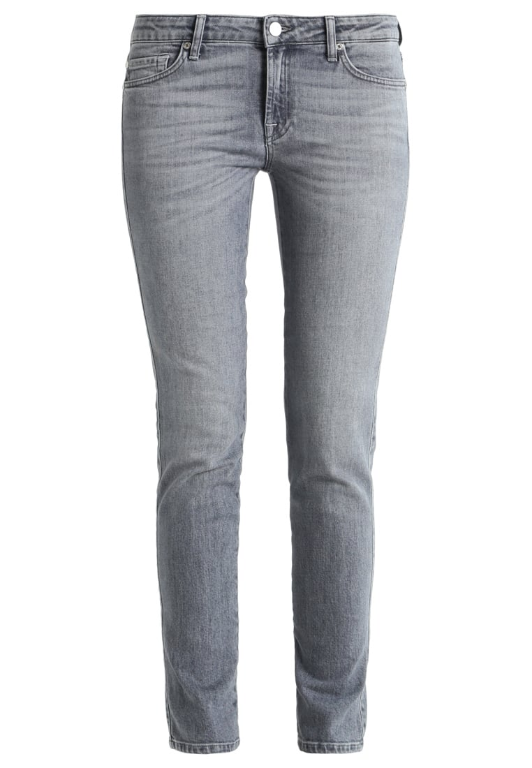 7 for all mankind PYPER Jeansy Slim fit grey - SL4R560