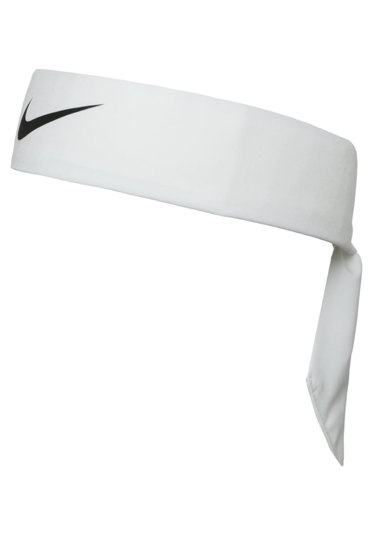 Nike Performance Chustka na głowę white/black - 646191
