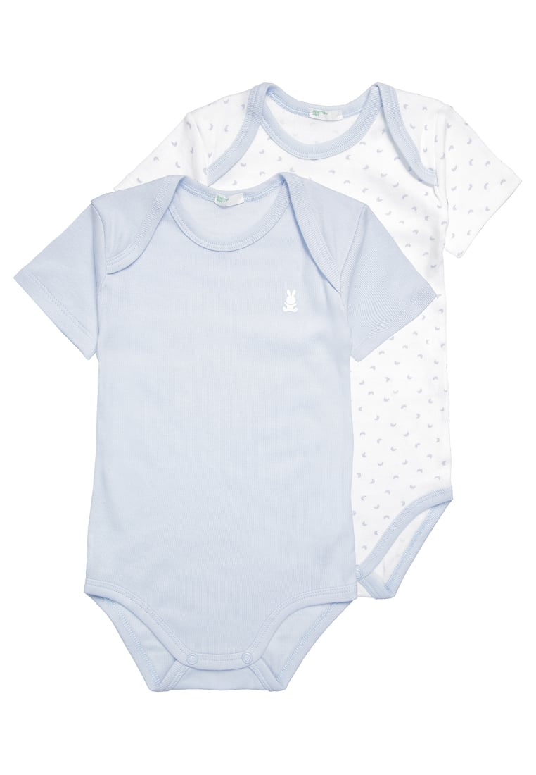 Benetton 2 PACK Body light blue - 3VE40B039