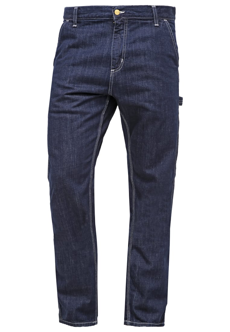 Carhartt WIP PATTERSON Jeansy Relaxed fit blue - I021147