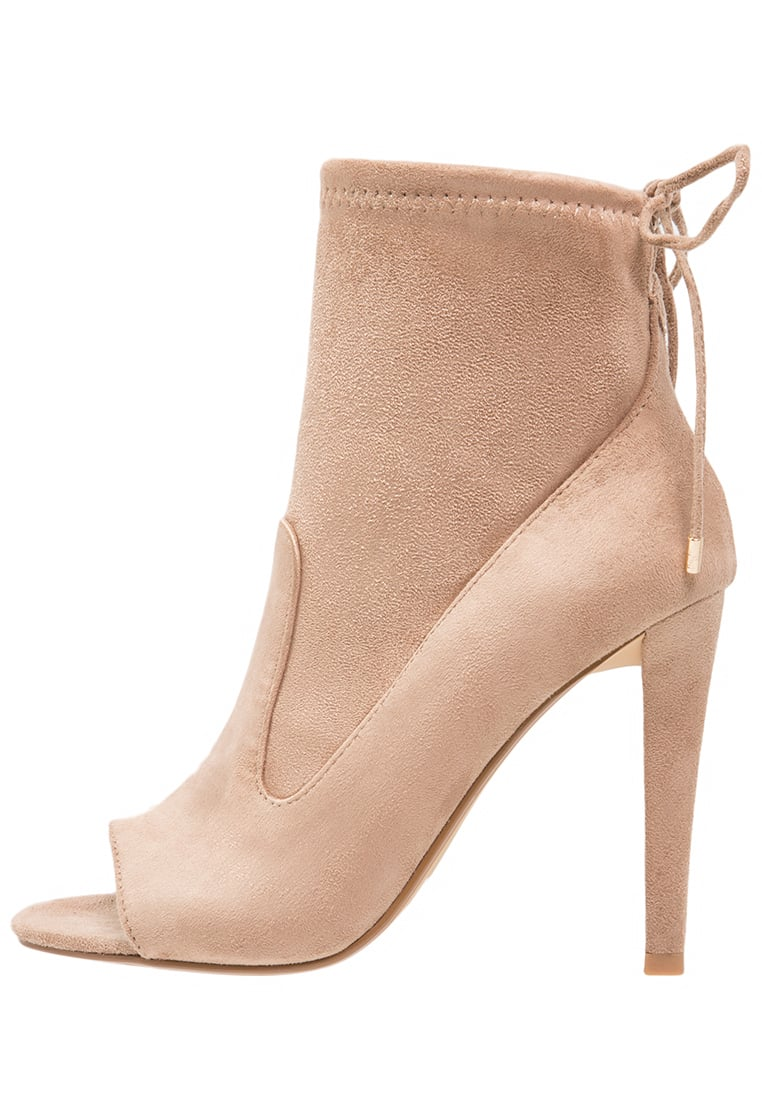 Missguided Ankle boot stone - WZF1603036