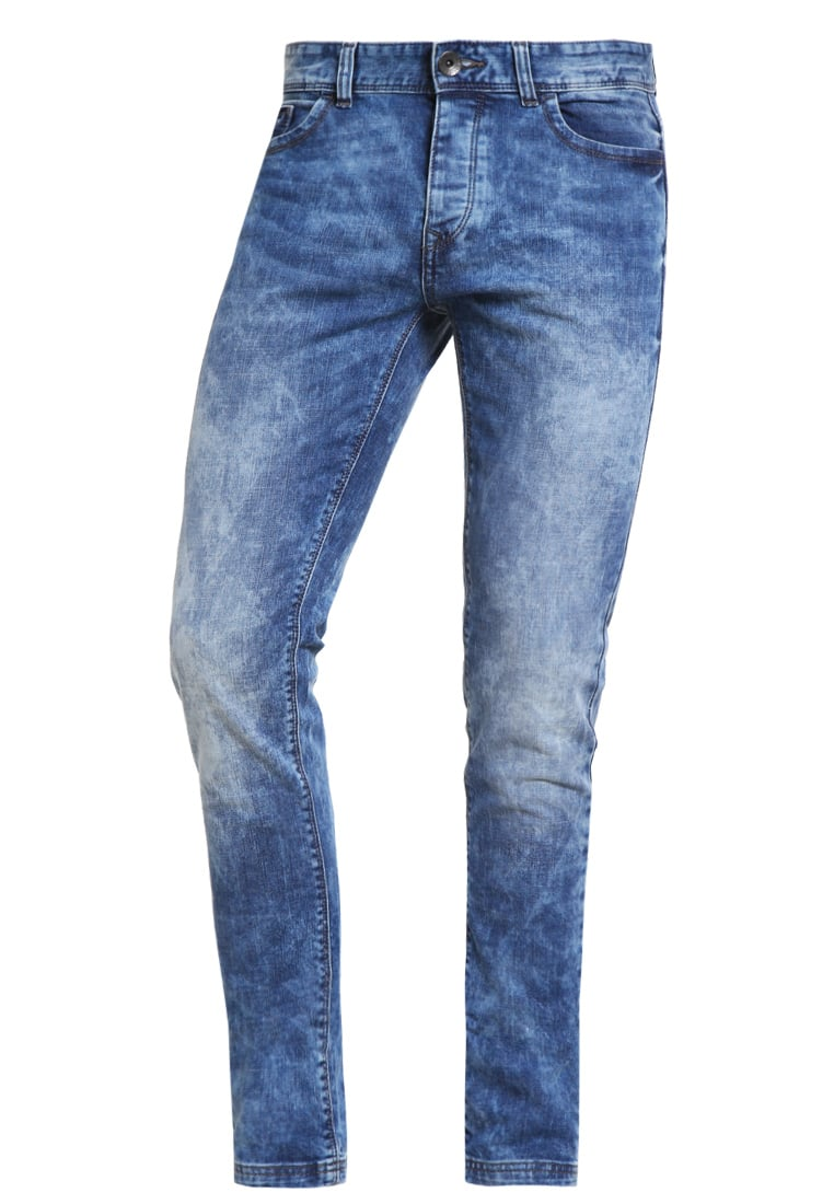 Benetton Jeans Skinny Fit bleached - 4GZ757C88