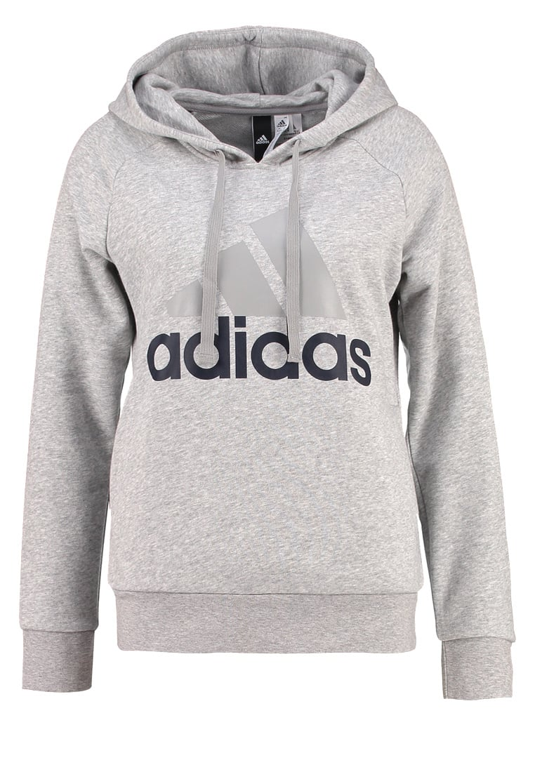 adidas Performance Bluza medium grey heather - MMJ68