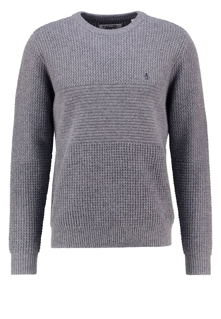 Original Penguin Sweter rain heather - OPGF6112