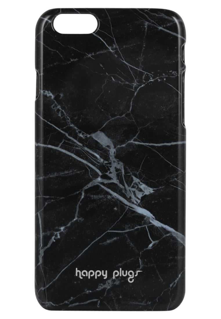 Happy Plugs Etui na telefon black saint laurent marble - Happy Plugs Unik iPhone 6 Slim Case
