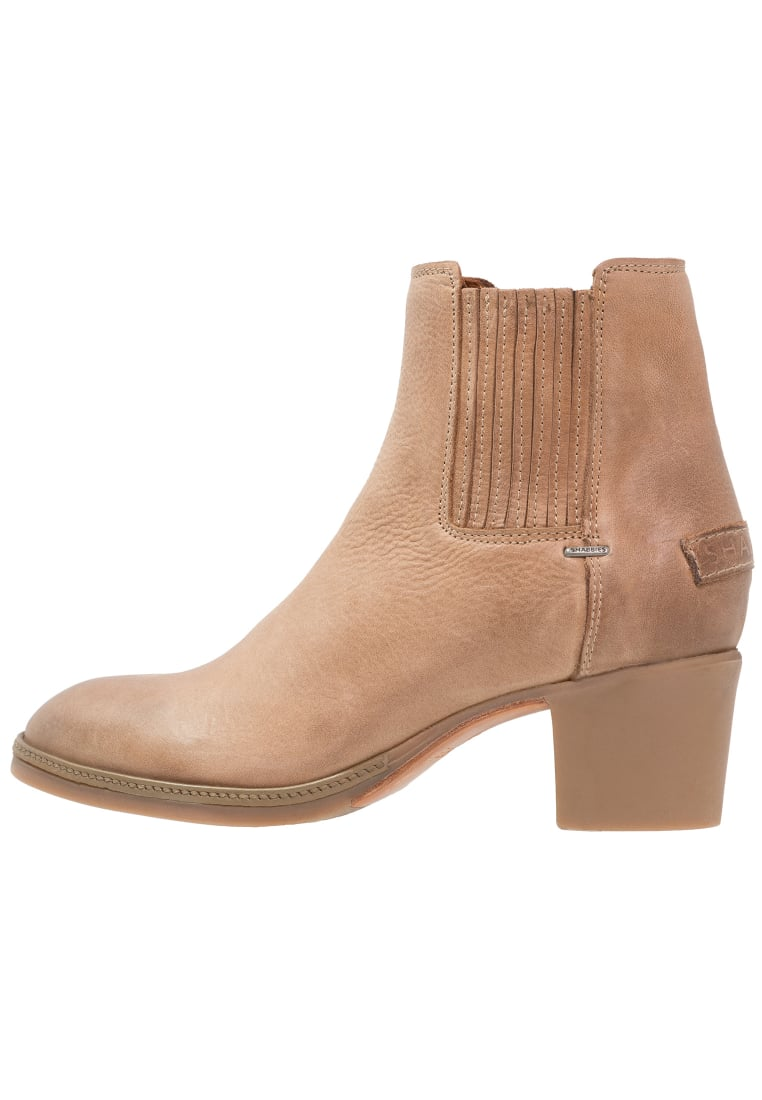 Shabbies Amsterdam Ankle boot light brown - 182020016