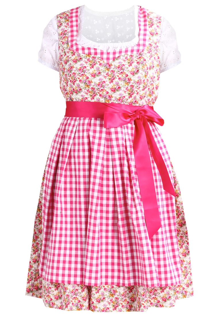 Swing Curve FROM 1938 SET Dirndl pink - 216-510006-71