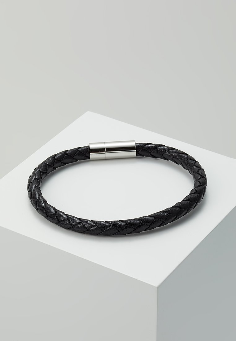 Paul Smith BRACELET PLAIT Bransoletka black - AUPC/BRAC/PLAIT