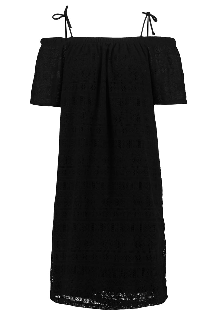 Noisy May Tall NMANNA Sukienka letnia black - 10184181