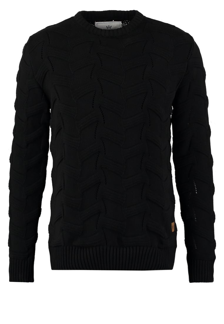 Kronstadt HUGO Sweter black - KS1079