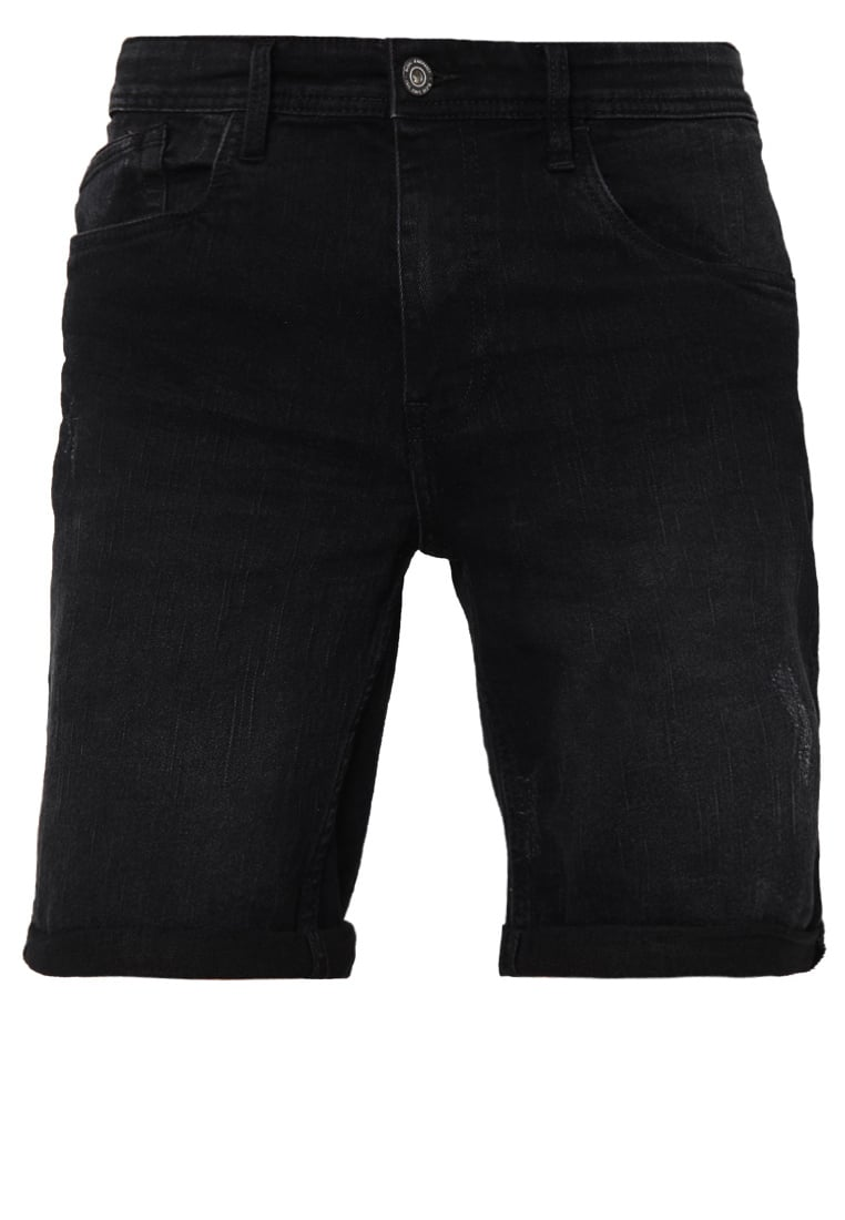 Blend Szorty jeansowe denim black -