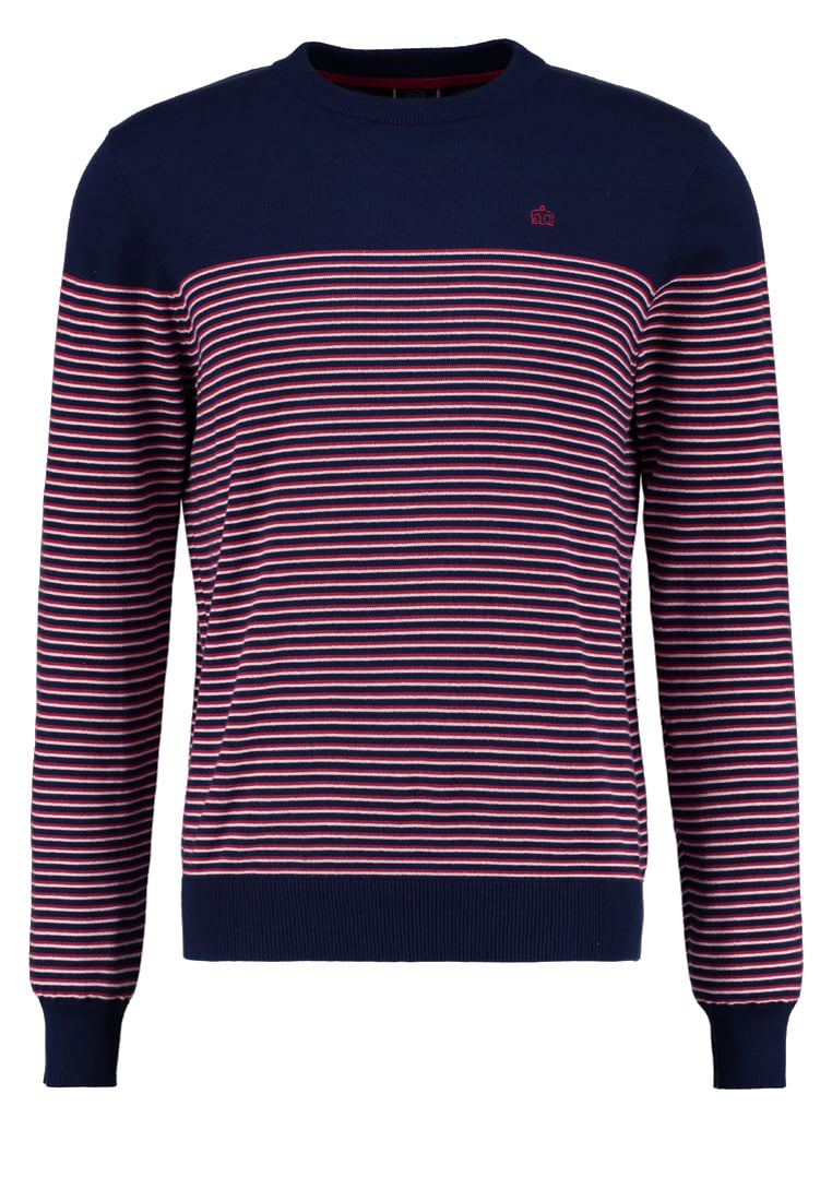 Merc BIRCH Sweter navy - 1617111