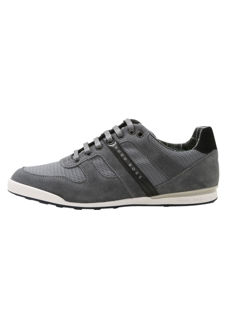 BOSS Green ARKANSAS Tenisówki i Trampki medium grey - 50317026