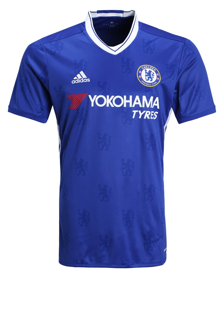 adidas Performance CHELSEA FC HOME Artykuły klubowe chelsea blu/white - BFX69