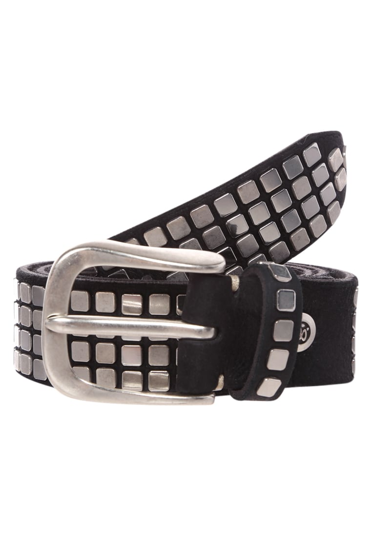 b.belt Pasek black - BB0563L38