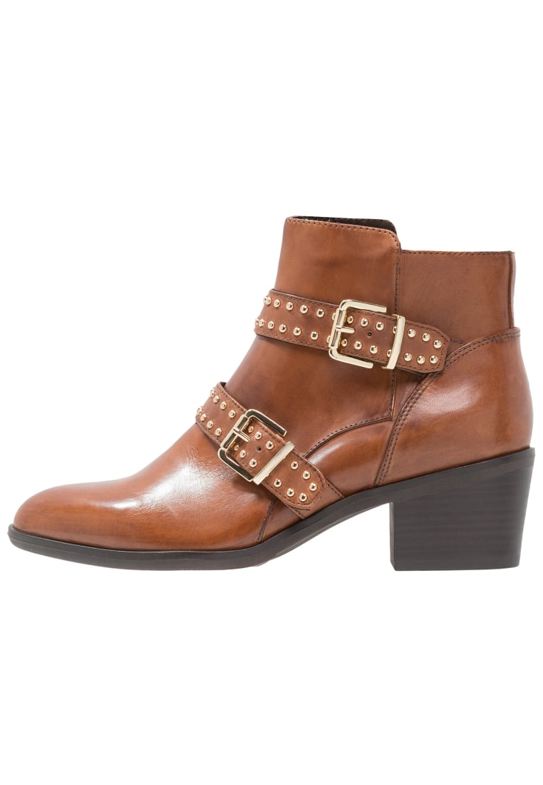 s.Oliver RED LABEL Ankle boot cognac - 5-5-25327-29