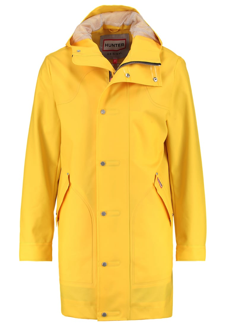 Hunter HUNTING Parka yellow - MRO4148SAE-RYL
