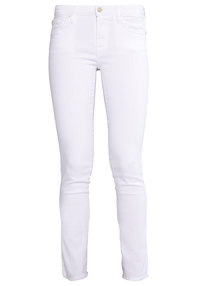 7 for all mankind PYPER Jeansy Slim fit fashion white - SL46160