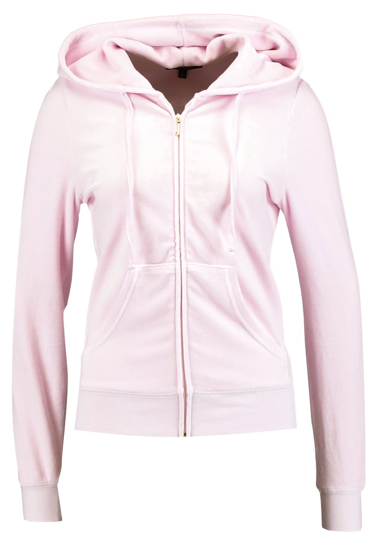 Juicy Couture ROBERTSON Bluza rozpinana rose - WTKJ72760