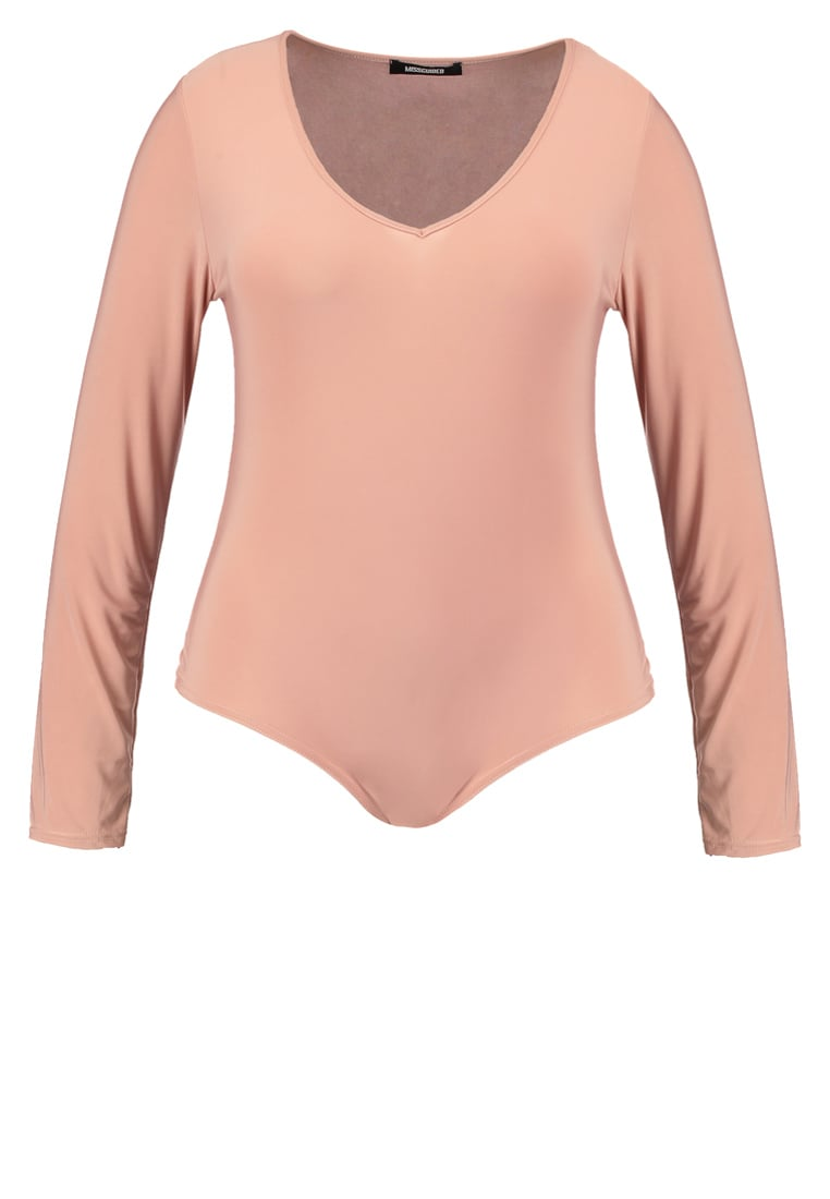 Missguided Plus Body rose pink - WZV4770853