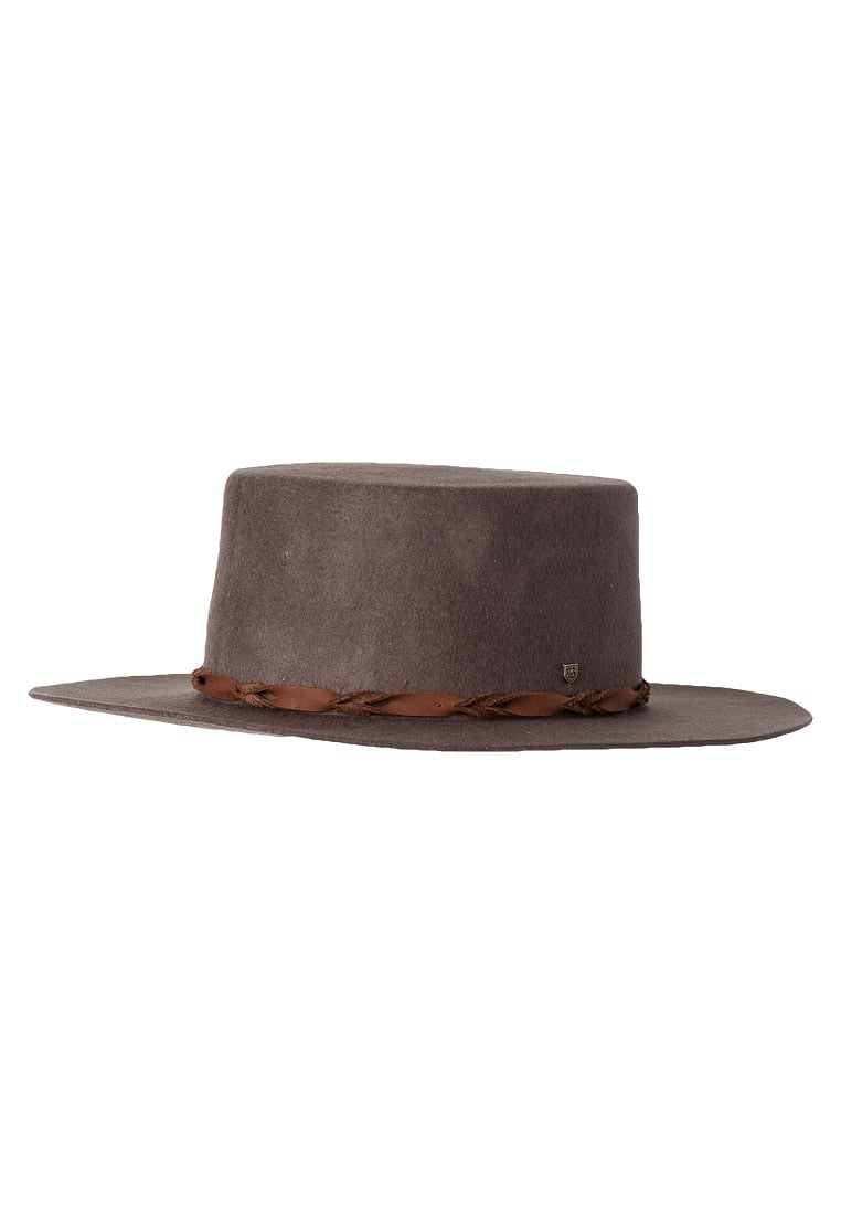 Brixton BRIDGER Kapelusz brown - 00483