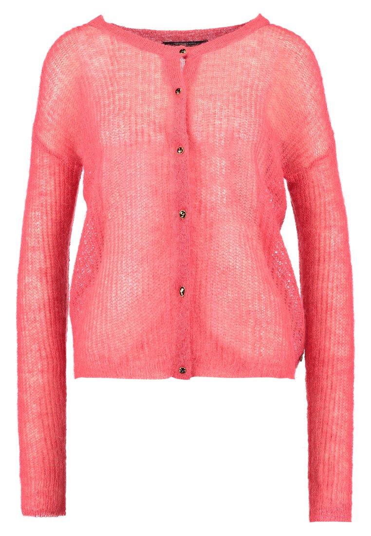 Scotch & Soda CARDIGAN IN LUXURY WITH CUTE BUTTONS AT CLOSURE Kardigan japan sun