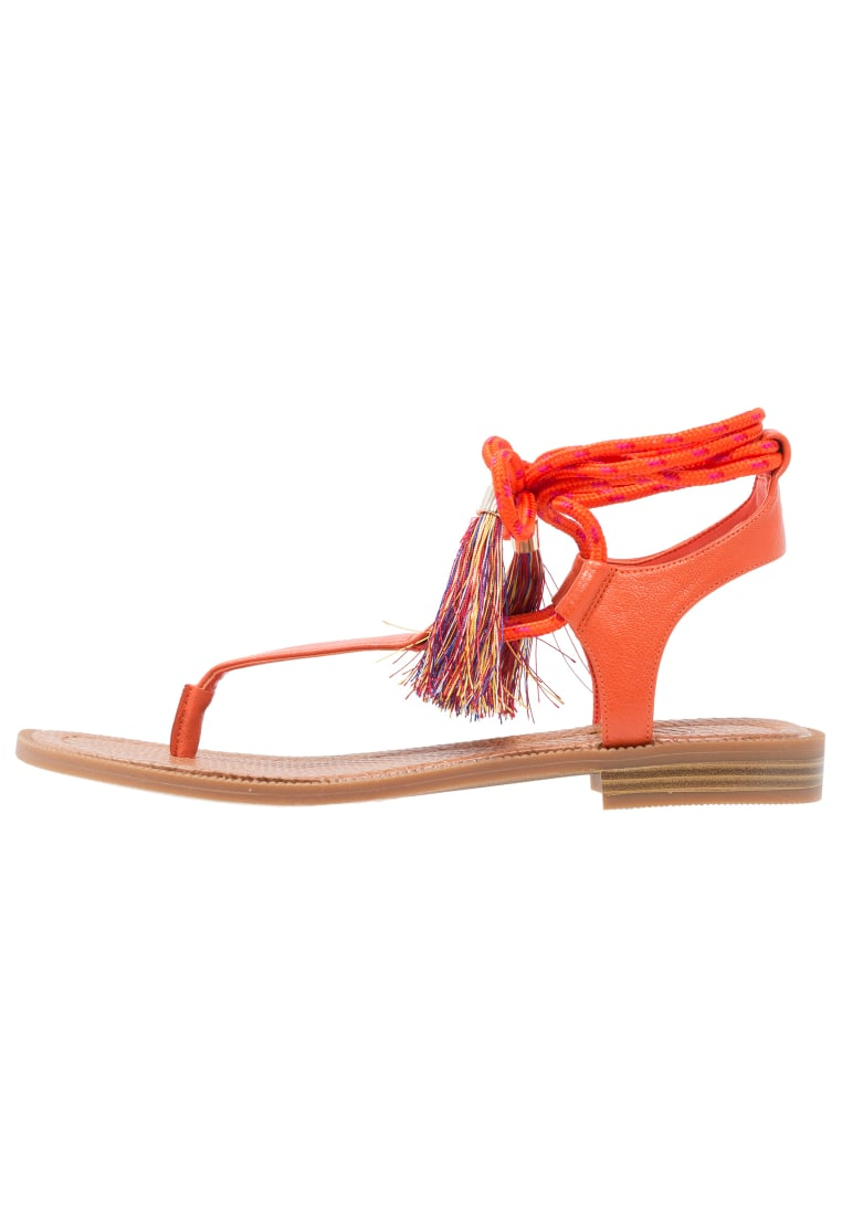 Nine West GANNON Japonki tropic orange - GANNON