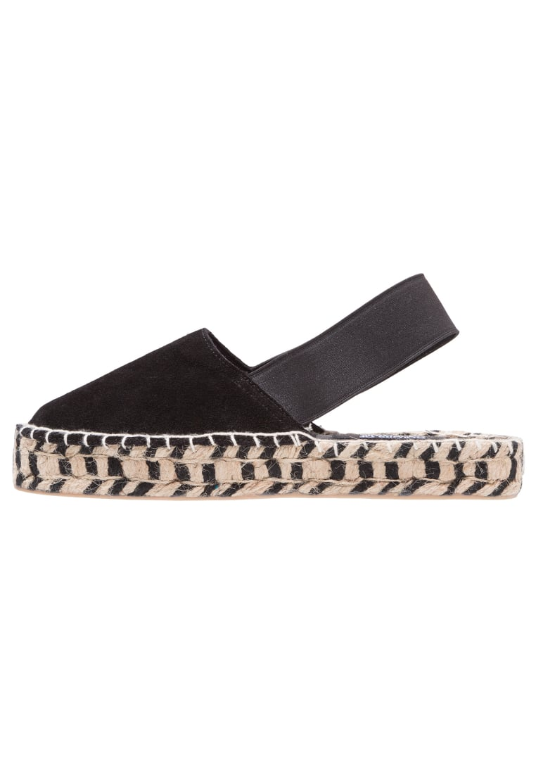 Colors of California Espadryle black - HC.MESPA08-S17