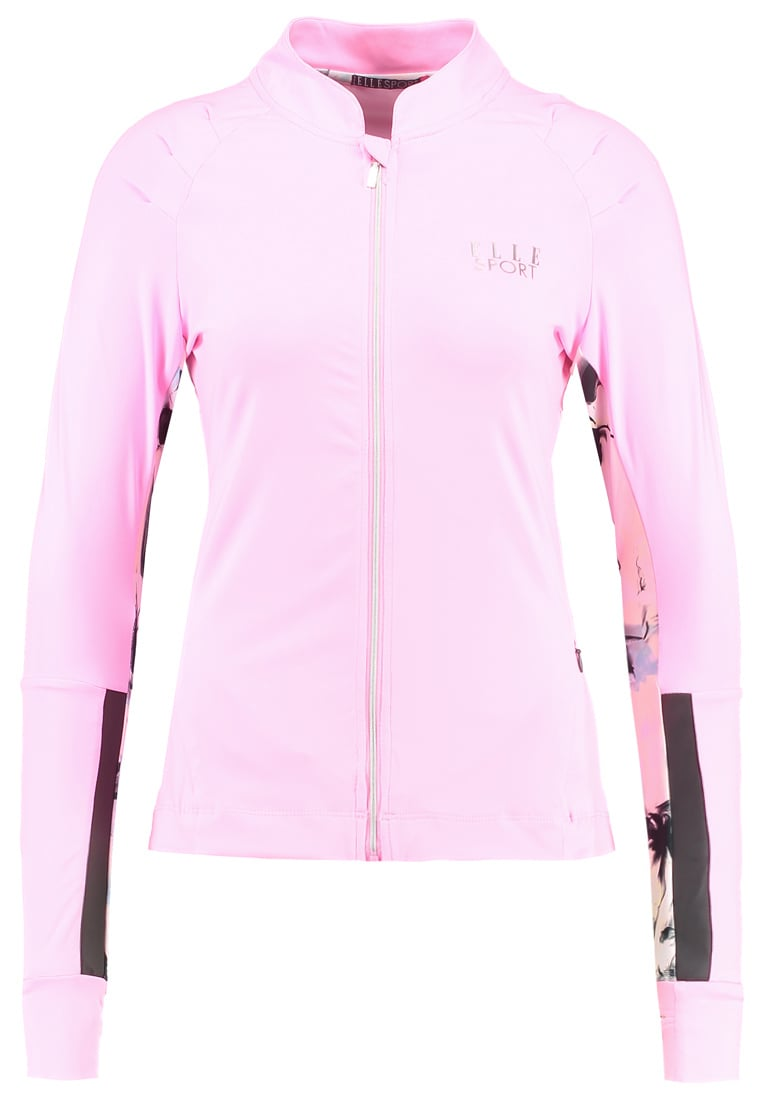Elle Sport Bluza rozpinana strawberry cream - ES3100