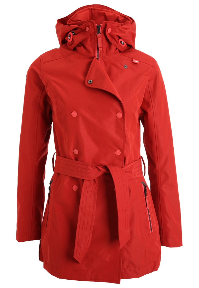 Helly Hansen WELSEY Prochowiec red - 62383