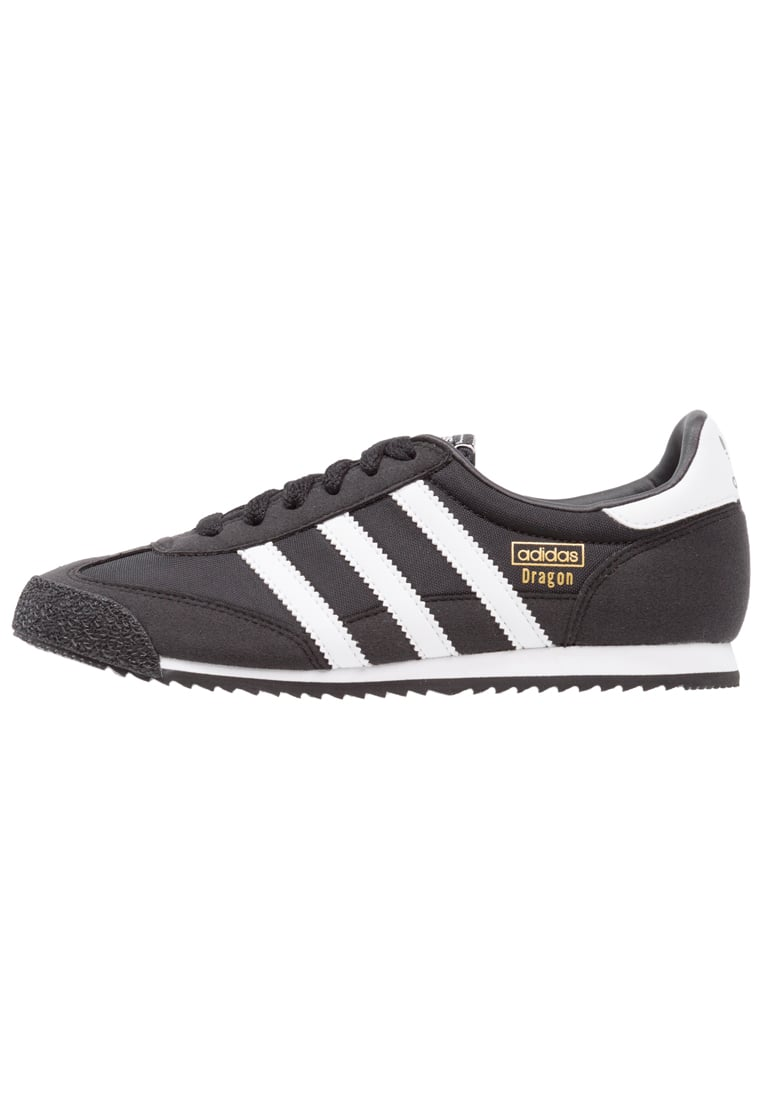 adidas Originals DRAGON OG Tenisówki i Trampki core black/white - BER52