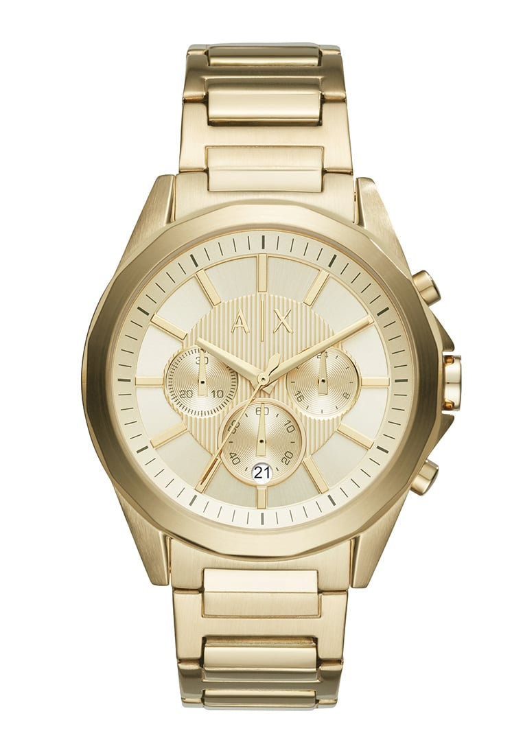 Armani Exchange Zegarek chronograficzny goldcoloured - AX2602