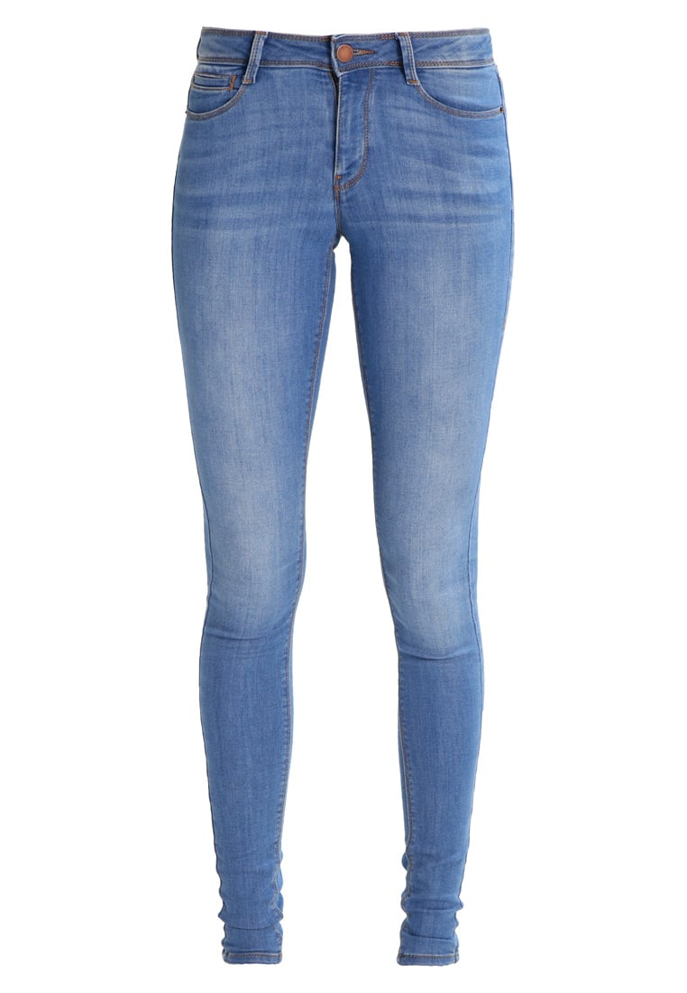 Dorothy Perkins Tall BAILEY Jeans Skinny Fit midwash - 70470124
