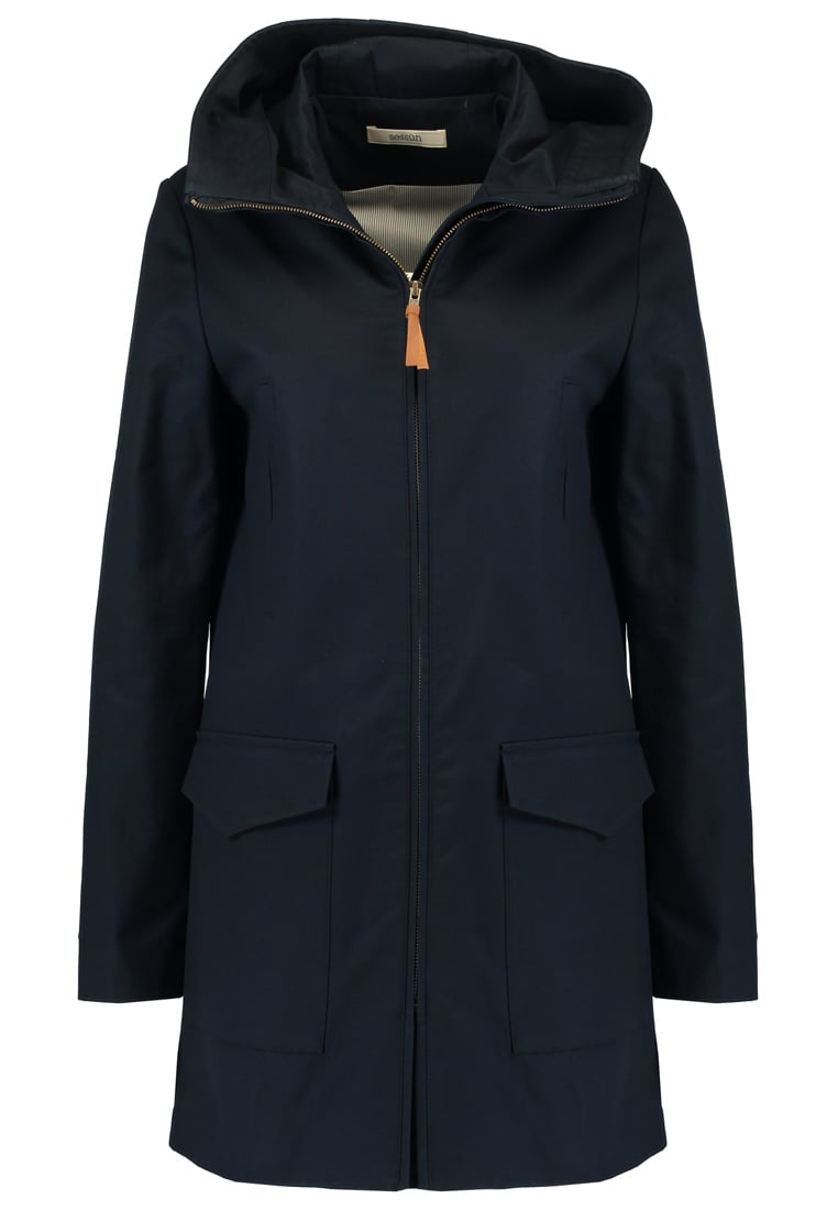 Sessun CAMP DAY Parka navy - Camp Day