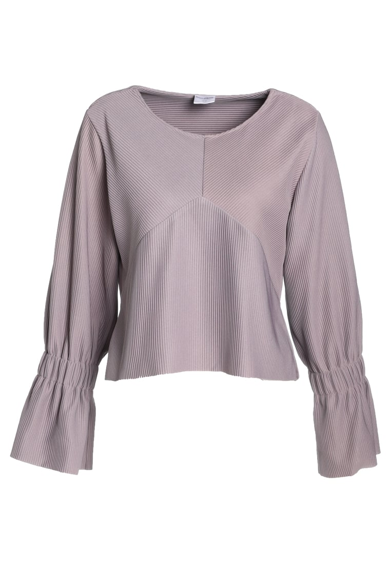 House of Sunny CLOSED BACK Sweter sweet lilac
