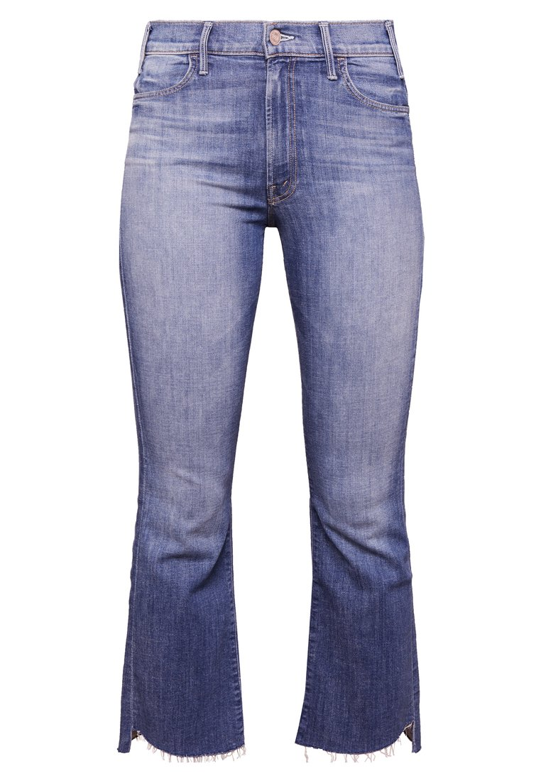 Mother THE HUSTLER TWO STEP FRAY Jeansy Slim Fit jos - 1387-383