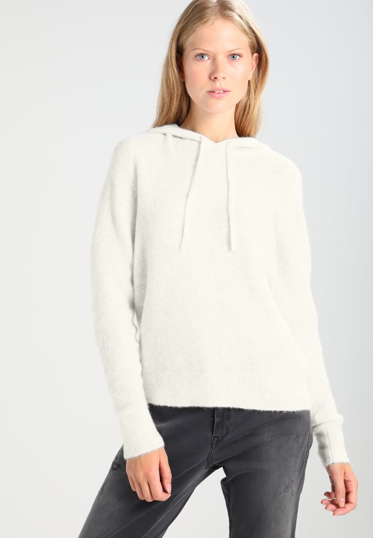 Banana Republic AIRE Bluza z kapturem cloud gray - 874146