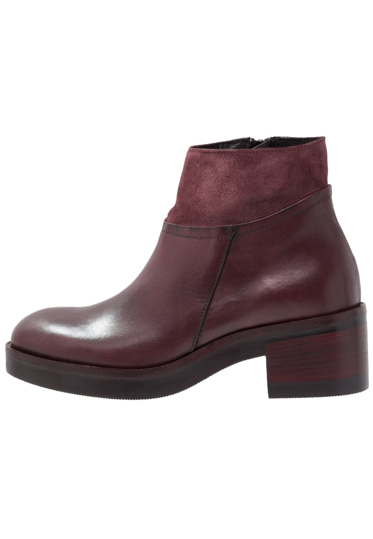 lilimill Ankle boot asport bordo - 6431