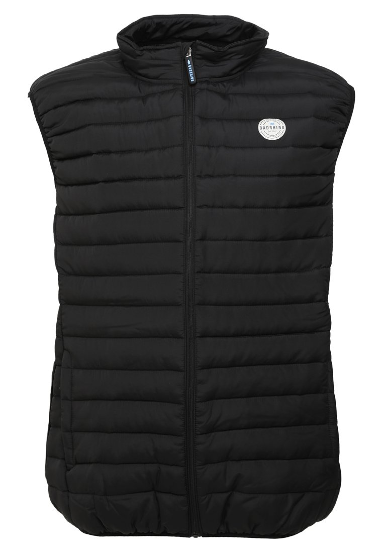 BAD RHINO PADDED PANEL GILET PLUS Kamizelka black - 200319