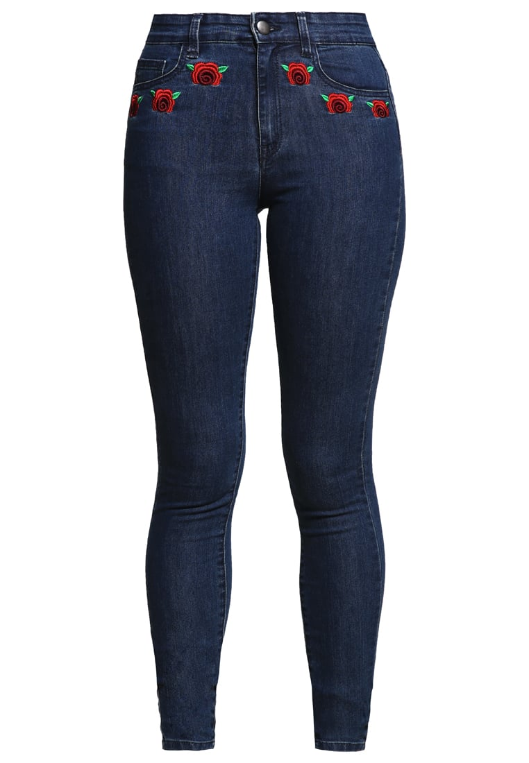 First and I FIHELENA Jeans Skinny Fit medium blue - 14037418