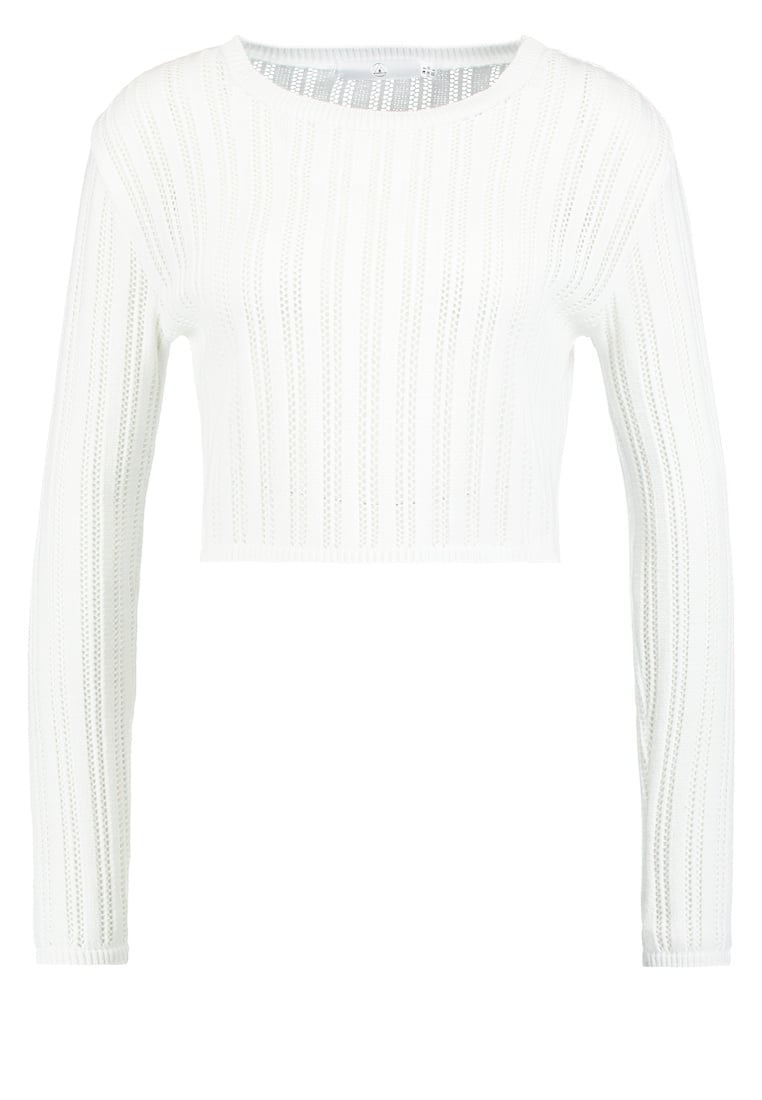 Missguided Sweter white