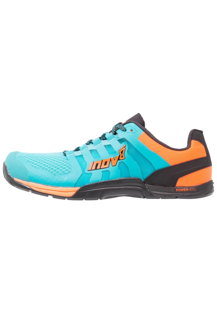 Inov8 FLITE 235 Buty treningowe blue/neon orange/black - 000599