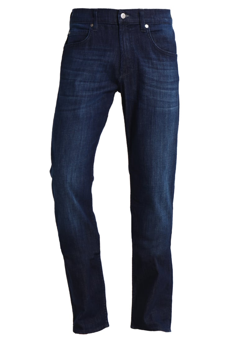 7 for all mankind Jeansy Straight leg dark blue - SSCU490BH