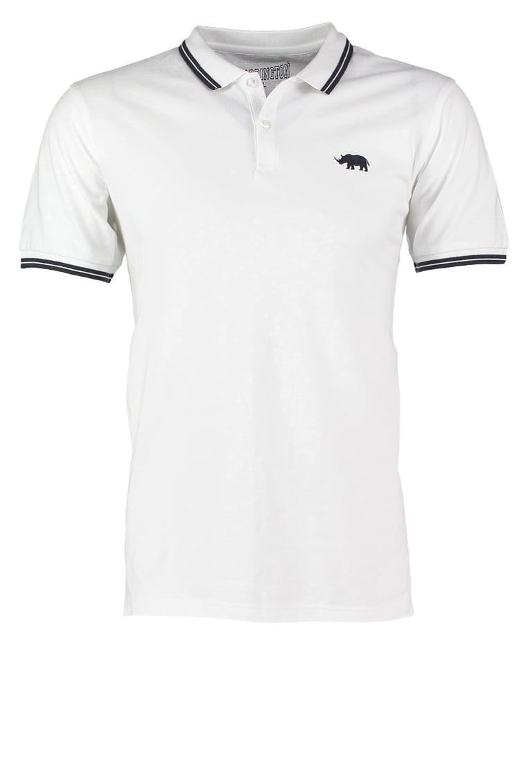 HARRINGTON Koszulka polo blanc - POLO