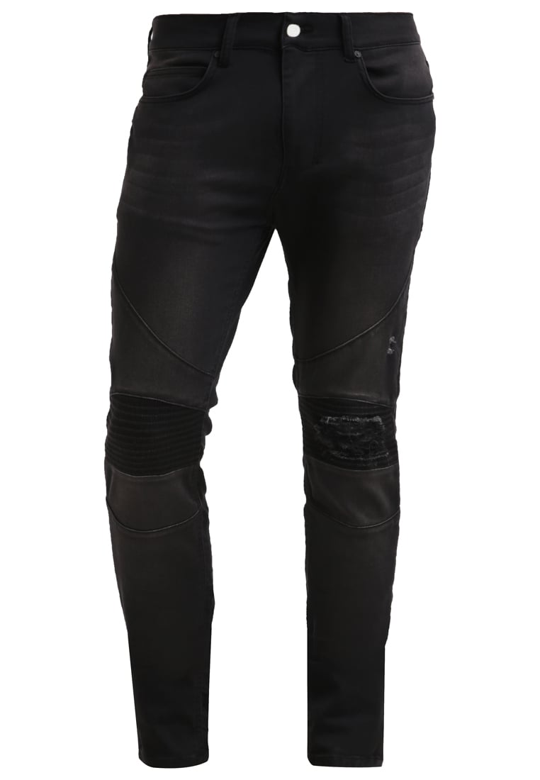Religion CAVERN Jeansy Slim fit washed black - E200 CN P58
