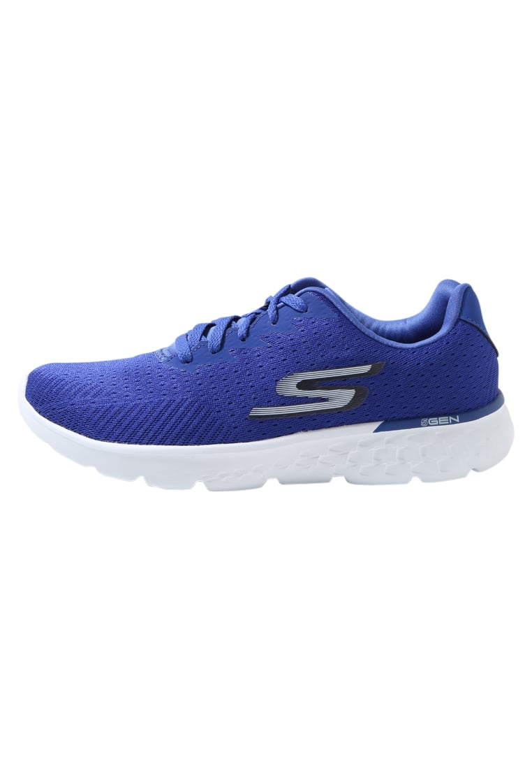 Skechers Performance GO RUN 400 Buty do biegania treningowe blue - 54354